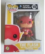 The Flash VAULTED/RETIRED Yellow Box - DC Universe #10 - Funko Pop Vinyl - $22.80