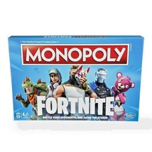 Monopoly: Fortnite Edition Board Game Inspired by Fortnite ... NEW FREE ... - $17.61