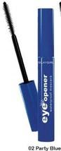 SILKY GIRL Eye Opener Waterproof Mascara 02 Party Blue 1's-moisturize la... - $14.84