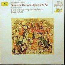 Dvorak Slavonic Dances Opp 46 & 72 Rafael Kubelik [Vinyl] Dvorak; Rafael... - $22.52