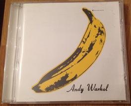 The Velvet Underground & Nico Andy Warhol Cd (1996) 11 Track - $5.99
