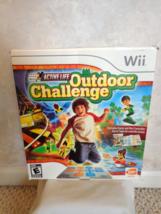 Wii Active Outdoor Challenge UPC: 722674800068 (#2883)  - $29.99