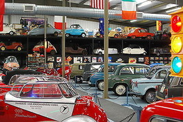 """BRUCE WIENER MICROCAR MUSEUM TOUR"" HD BluRay Video, 3 DISK SET - $37.25"