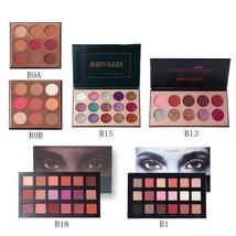 BEAUTY GLAZED® Glitter Eyeshadow Pallete Make up Eye Shadow palette Long... - $9.32+