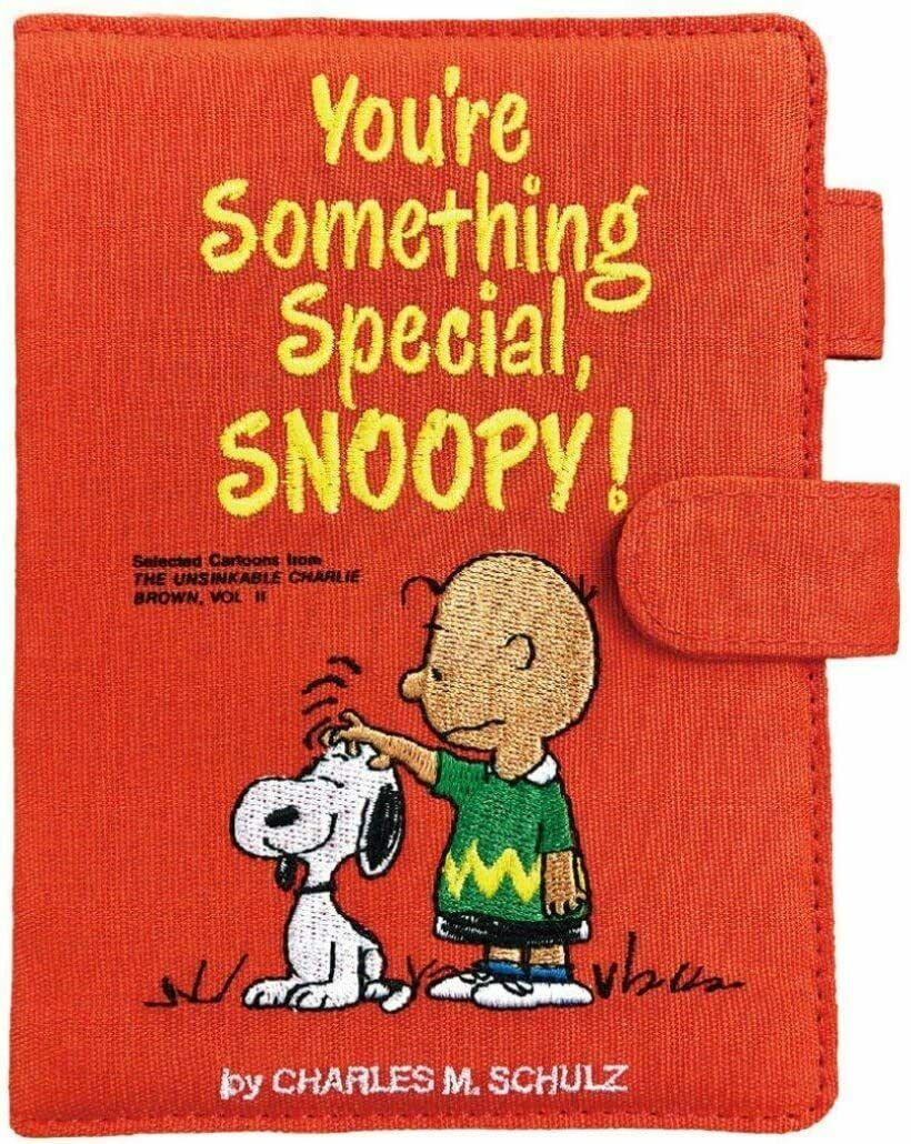Peanuts Snoopy Notebook 2021 Weekly Schedule Book 70th Anniversary Limited Red - $48.34