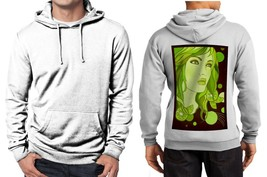 Divine Lime Limited Classic Hoodie Men White - $39.99