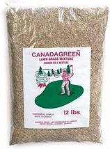 Canada Green Grass Lawn Seed - 12 Pound Bag - $55.06