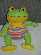 """Frog Stuff Animal 13"""" Tall - $4.00"""