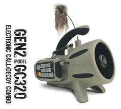 ICOtec  NEW GEN2 GC320 Predator Call/Decoy Combo by ICOtec  - $158.35