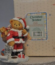 Cherished Teddies - Nickolas - 141100 - You're At The Top Of My List - S... - $11.18