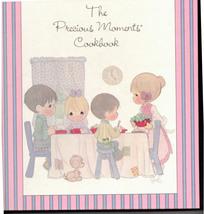 Precious Moments Cookbook Enesco Spiral Bound Collectible Cook Book 1988 - $18.99
