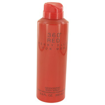 Perry Ellis 360 Red Body Spray 6.8 Oz For Men  - $23.69