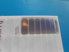 Jamberry Nails (New) 1/2 Sheet Serenity Ombre - $8.68