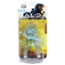 Halo 3 Collector's Club Clear Spartan Soldier 6 Inch Action Figure by Un... - $17.82