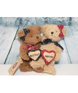 Boyd's – The Head Bean Collection Teddy Bear Friends Bestest friends bears - $49.49