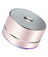 A2 LENRUE Portable Wireless Bluetooth Speaker for iPhone Ipad Android Sm... - $18.32