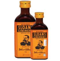 2 x SLOAN'S LINIMENT 70ml Capsicum Muscle Back Ache Pain Relief Rub Oil ... - $33.90