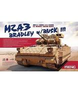Meng Model SS-004 M2A3 Bradley w/BUSK III 1/35 - $54.45