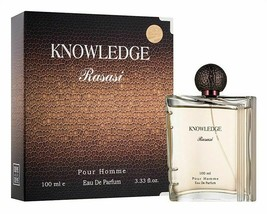 Knowledge Pour Homme 100ml Eau De Parfum by Rasasi HIGH QUALITY 100%Original - $44.99