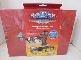 Skylanders Super Chargers Garage Storage Case & Playset Nib Activision S1 - $12.73