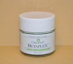 Cellex-C BETAPLEX Clear  Complexion Mask  60ml / 2fl.oz. - Brand New - $28.66