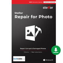 Stellar Repair for Photo Software | Windows | Standard | 1 PC 1 Year | D... - $29.99