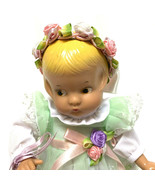 Vintage Effanbee Doll May Girl 1988 Patsyette 9605 New York - $53.46