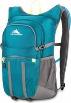 High Sierra HydraHike Hydration Pack Lagoon/Slate/Zest 20L 122659-6852 - $32.99