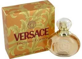 Versace Essence Emotional Perfume 1.7 Oz Eau De Toilette Spray image 4