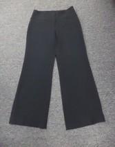 INC INTERNATIONAL CONCEPTS Black Polyester Blend Dress Pants Size 8 DD7886 - $29.69