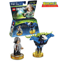 LEGO Dimensions Fantastic Beasts Tina Goldstein Fun Pack 71257 Swooping Evil - $9.88