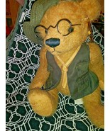 Dan dee collectors choice Bear 100 anniversary from 1902-2002 - $12.82