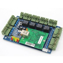 TCP/IP Network Wiegand 26 Entry Attendance Access Panel Control Board 4 ... - $118.80