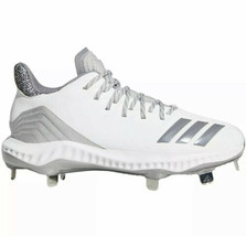 Adidas Icon Bounce W CG5191 Softball Baseball  Shoes - White - Womens 7 ... - $19.79