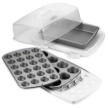 Wilton Ultimate Bake and Carry 6-Piece Bakeware Set - $54.20
