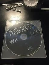 Medal of Honor: Heroes 2 (Nintendo Wii, 2007) --ACEPTABLE-- - $4.99