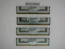 NMD517A21207FD53I5SQ 16GB 4x4GB DDR2 PC2-5300F Ecc Registered FB-DIMM 4RX8 - $148.49