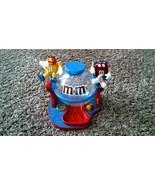 -60-MAR's M&M's MAKE A SPLASH Swimming Pool Candy Dispenser Tip & Tilt (... - $25.20