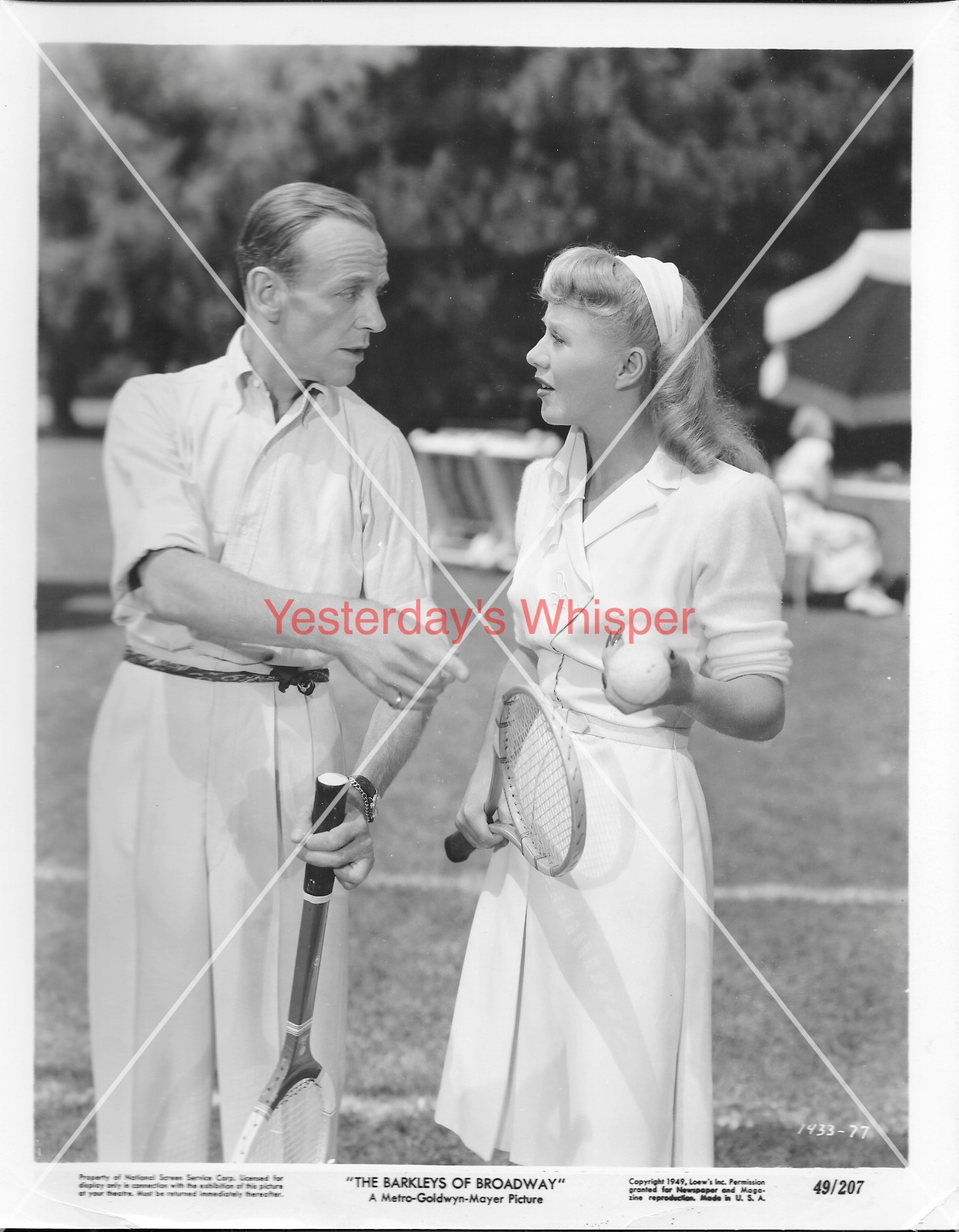 Original Fred Astaire Ginger Rogers Playing And 50 Similar Items