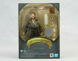 Bandai Harry Potter and the Sorcerer's Stone S.H.Figuarts Hermione Granger - $56.99