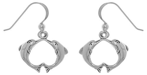 jewelry trends sterling silver kissing love dolphins