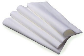 Occasions 120-Piece Dinner Size Linen Feel/Airlaid Paper Napkins, White - $24.00