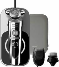 Philips Series 9000 Prestige SP9863/14 Shaver With Tray Of Charging QI Sensor - $595.31