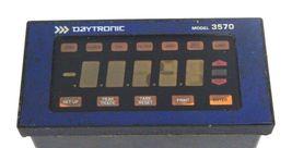 DAYTRONIC 3570 DC STRAIN GAUGE CONDITIONER image 3