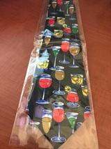 Novelty beautiful Glasses new necktie  image 2