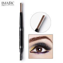 IMAGIC® Top 5 Style Makeup Eyebrow Automatic Pro Waterproof Pencil Cosme... - $6.04