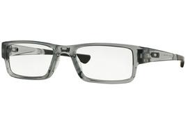 Oakley Brille Airdrop Grau Schatten W / Klar Demo Gläser OX8046-03 55 - $156.73