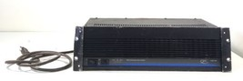 QSC Model 1400 2-Channel Professional Stereo Power Amp Amplifier - $46.39