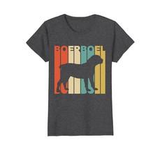 Vintage Style Boerboel Silhouette T-Shirt - $19.99+