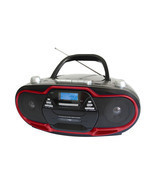 Supersonic Portable MP3/CD Player with USB/AUX ... - $81.14